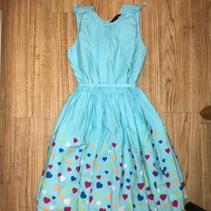 Lands End girls dress